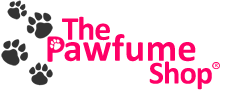 The Pawfume Shop Logo